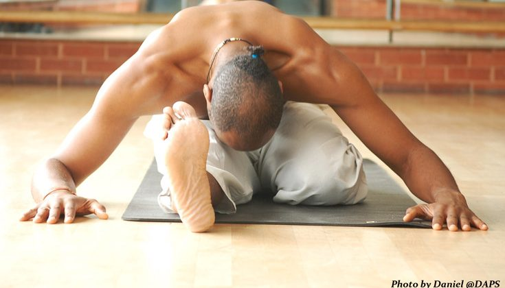 7 Reasons Why The Sacred Man Can Benefit From Stretching using Afrikan Yoga